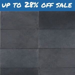 Midnight Bluestone Pavers & Tiles – Leather Finish