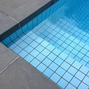 Midnight Bluestone Pool Coping Drop Down